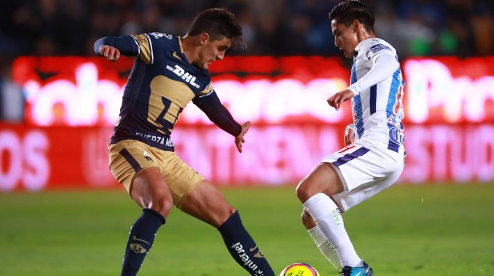 Pumas vs Pachuca (Foto: Getty)