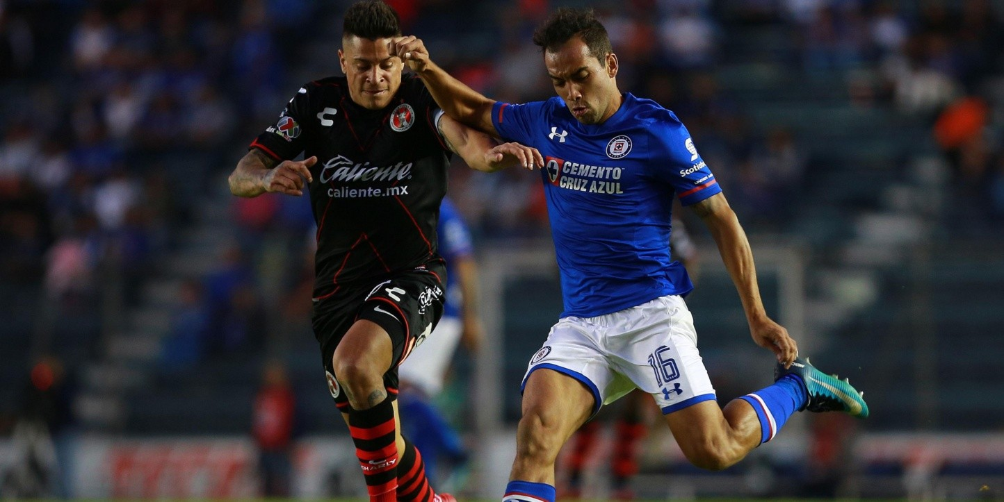 Tijuana vs Cruz Azul (Foto: Getty)