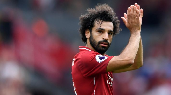 Liverpool denunció a Mohamed Salah por usar el celular mientras conducía