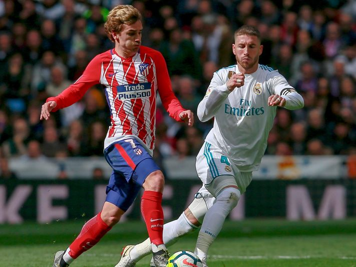 Real Madrid vs Atlético de Madrid (Foto: Getty)