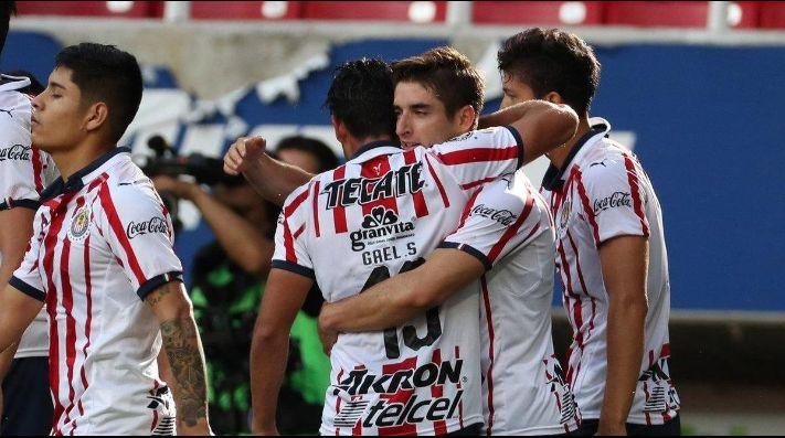Ver en vivo Chivas vs Necaxa por la Liga MX 852ab7de822