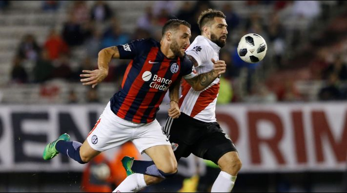 River Plate pierde en amistoso ante Talleres