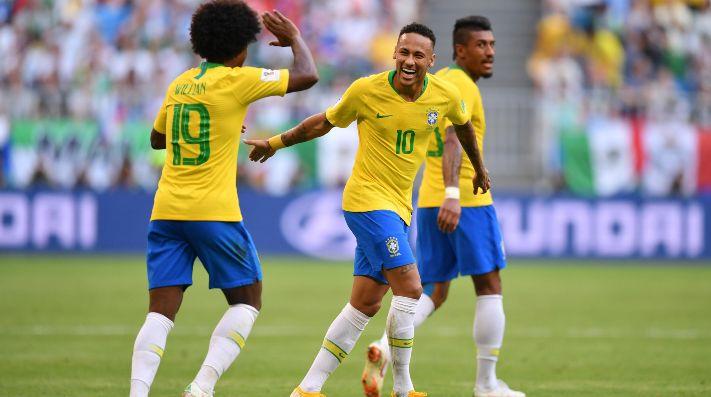 Somos Deporte: Brasil venció a Estados Unidos de la mano de Neymar