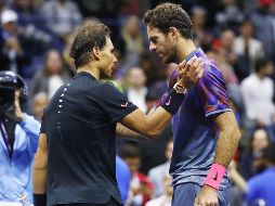 Del Potro vs Nadal (Foto: Getty)