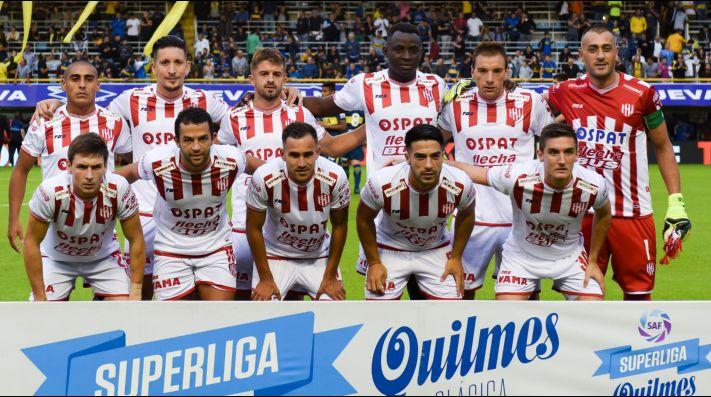 Deportivo: Unión sorprendió a Sarmiento pero lo perdió en el final