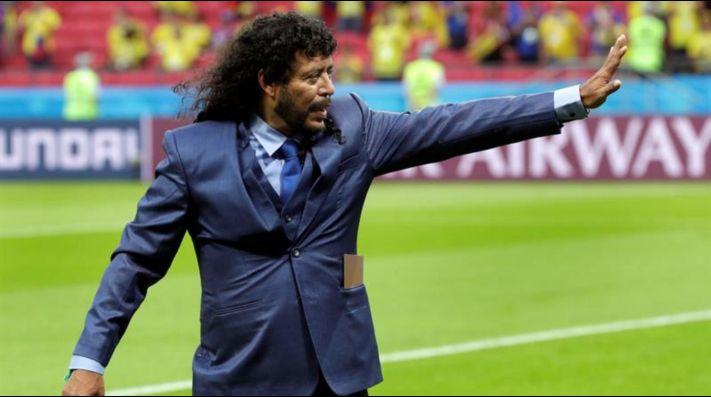 ¡Pide pista! Higuita también se ofreció públicamente para la Selección Colombia