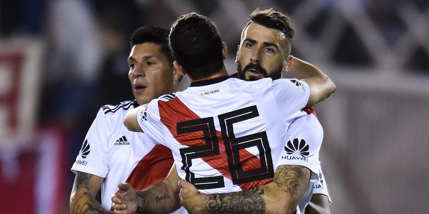 River vs San Martín SJ (Foto: Getty)