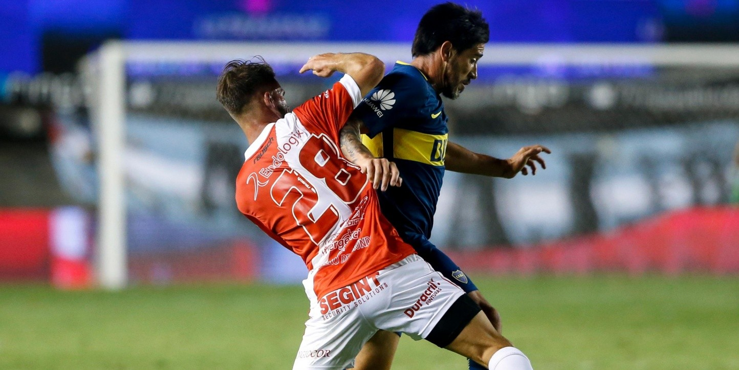 Argentinos vs Boca (Foto: Getty)