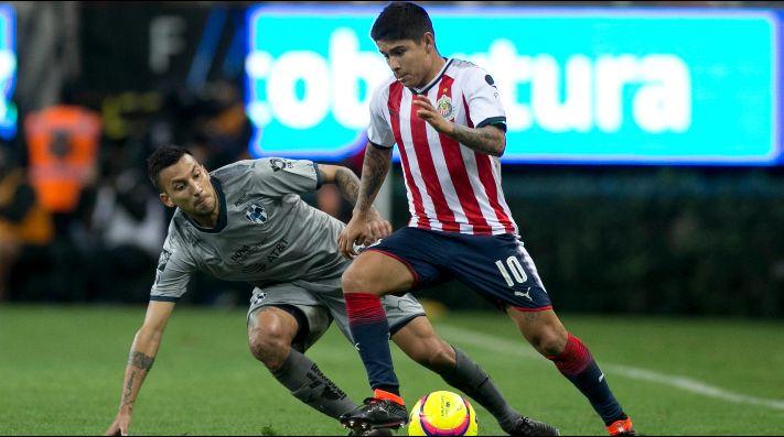 Monterrey vs Chivas (Foto: Getty)