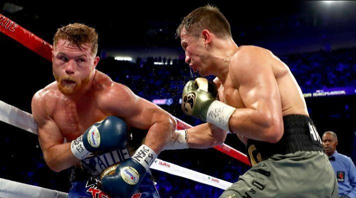 Canelo vs Golovkin (Foto: Getty)