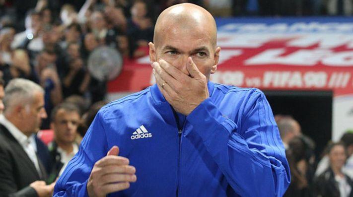 A Zidane le apareció un pretendiente inesperado