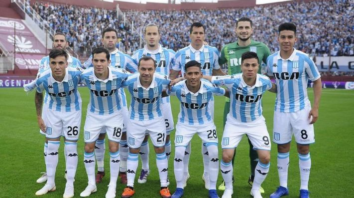 El Racing de Arias es el que manda en la Superliga