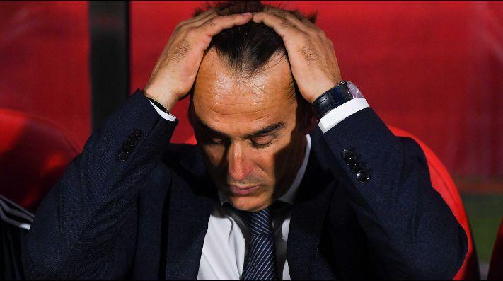 Real Madrid cae estrepitosamente y pierde la oportunidad de tomar el liderato