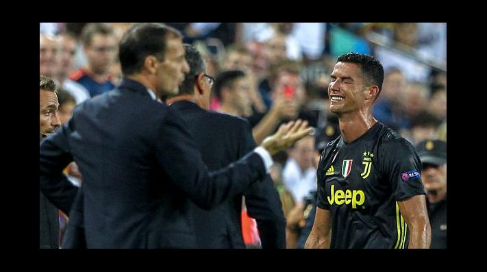 Allegri explica por qué no asistió Cristiano al The Best