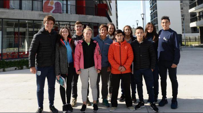 Los 141 Argentinos Que Competiran En Los Juegos Olimpicos De La Juventud