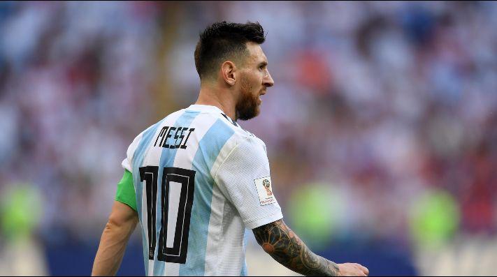Maradona, sobre Messi: