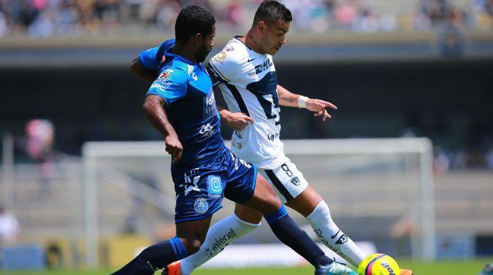 Qué canal transmite en México Pumas vs Puebla por la Liga MX
