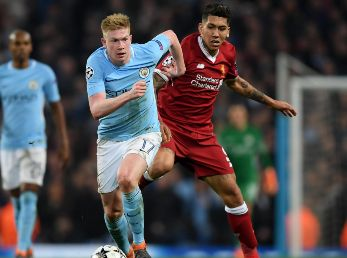 Liverpool vs Manchester City (Foto: Getty)