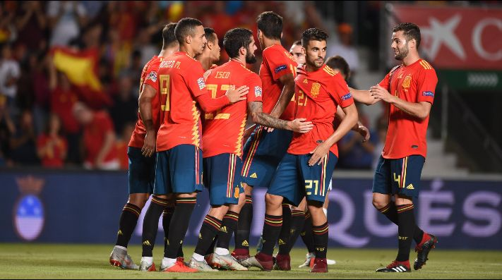 Gales vs España (Foto: Getty)
