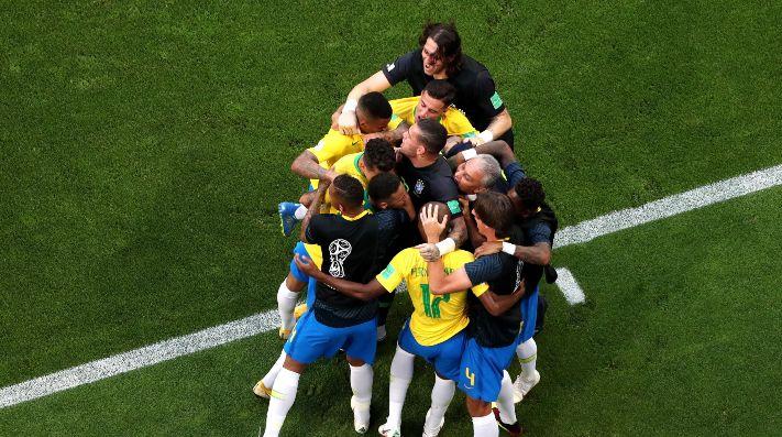Brasil, próximo rival de Argentina, le ganó sin despeinarse a Arabia