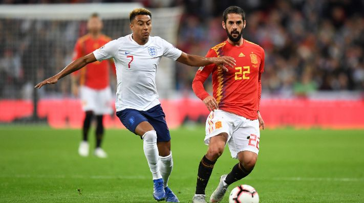 España vs Inglaterra (Foto: Getty)