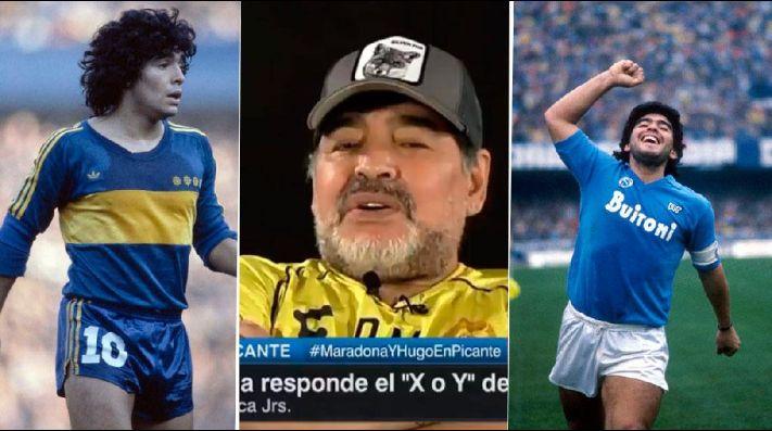 Mario Kempes defendió a Messi y cruzó a Maradona