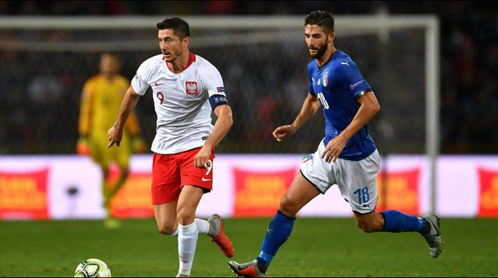 Polonia vs Italia (Foto: Getty)
