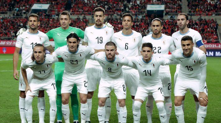 Japón le ganó 4 a 3 a Uruguay
