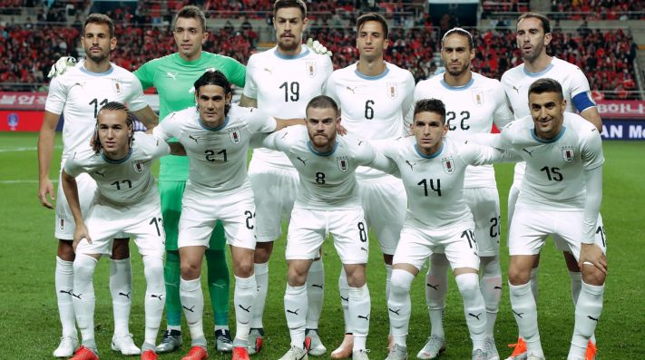 Japón derrotó a Uruguay en amistoso plagado de goles