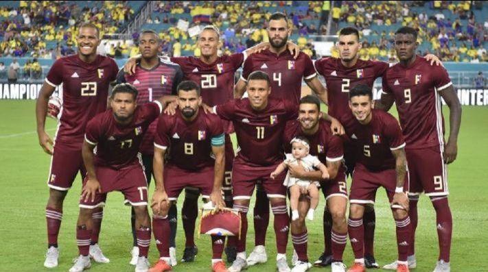 Venezuela rescató una victoria ante Emiratos Árabes Unidos