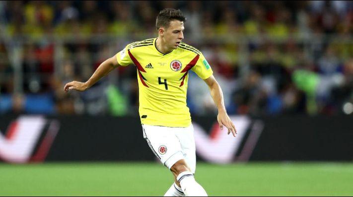 Santiago Arias en la Selección Colombia. 0ba69ad05df2e