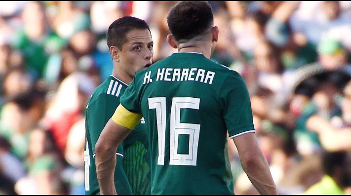 El dueño de la Roma quiere a Héctor Herrera — HÉCTOR HERRERA