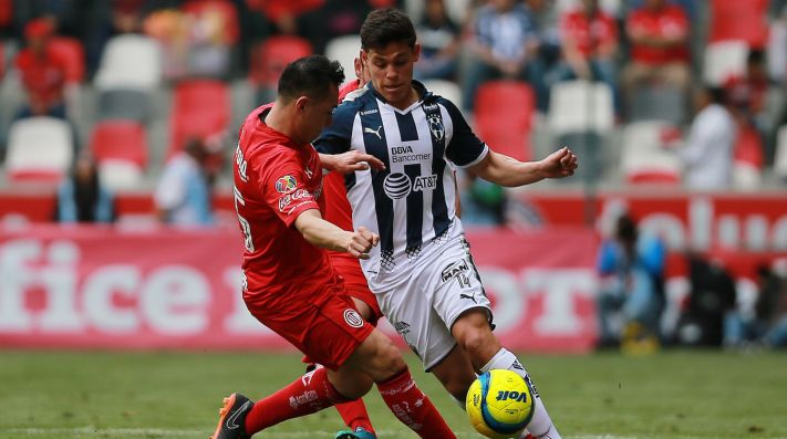 Monterrey vs Toluca (Foto: Getty)