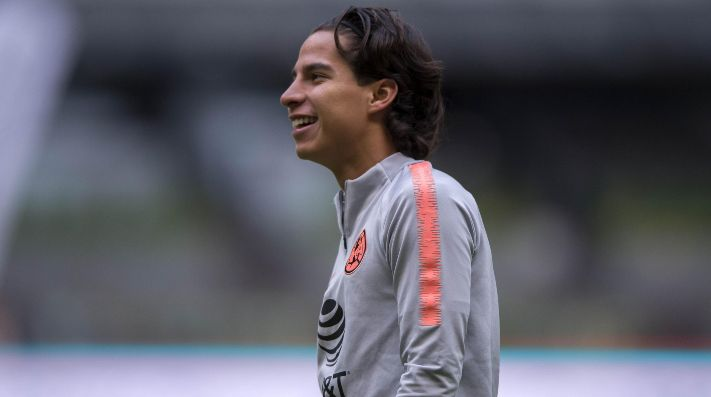 Fenerbahçe sigue de cerca a Diego Lainez