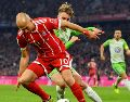 Wolfsburgo vs Bayern Múnich (Foto: Getty)