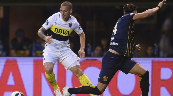 Boca vs Central (Foto: Getty)