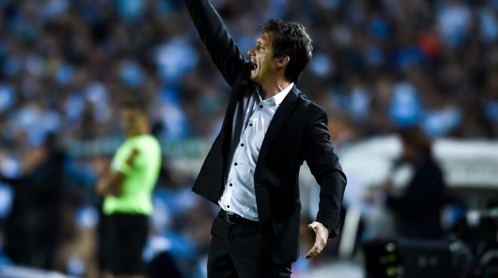 Lampe fue convocado para la semifinal frente al Palmeiras