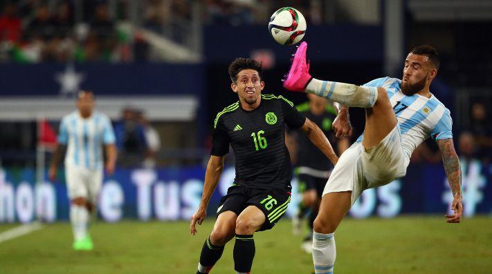 Definen sedes para duelos entre México y Argentina