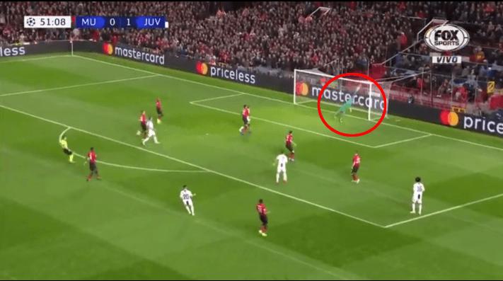 Juventus profundiza la crisis de Manchester United al vencerlo en Old Trafford