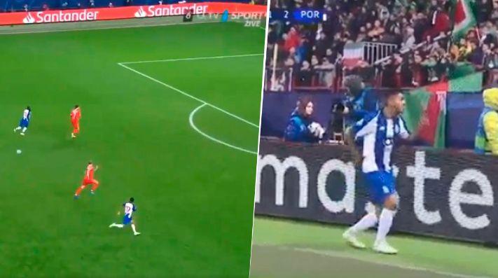 Porto firma su segunda victoria en Champions con fiesta mexicana