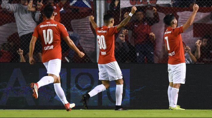 Independiente se fue goleado de Tucumán