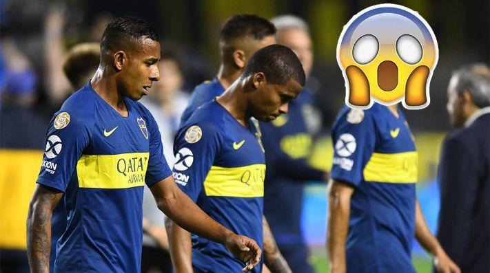 Wilmar Barrios es pretendido por el Real Madrid