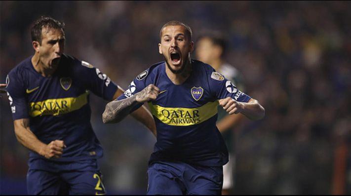 Cardona no estará entre los concentrados para la revancha ante Palmeiras