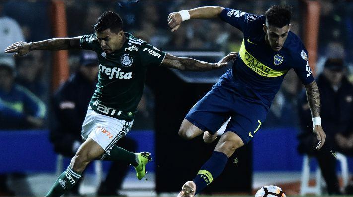 Palmeiras vs Boca (Foto: Getty)