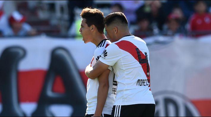 River cayó ante Estudiantes y podría perder a Scocco por lesión — Superliga