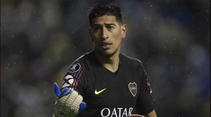 Andrada recibió el alta médica: ¿estará en la superfinal? - Mundo Boca