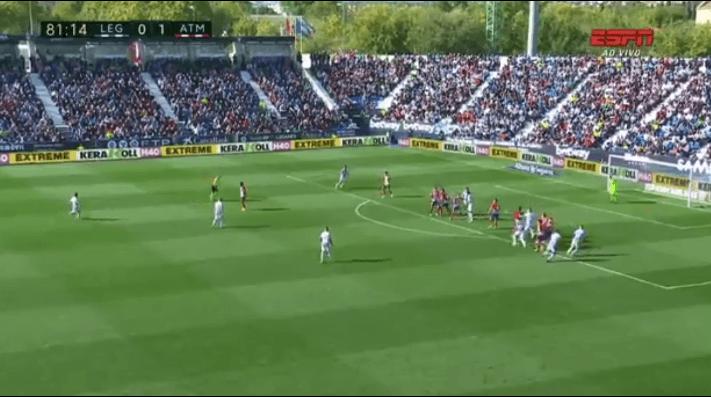 Guido Carrillo amargó al Atlético Madrid del Cholo Simeone — Dos ex-Estudiantes