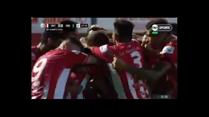 Gran triunfo del San Martín tucumano - Deportes | Fixture | Resultados Deportes