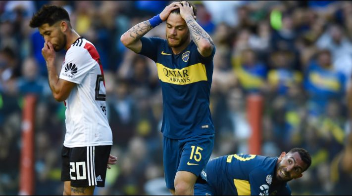 Futbolista se hace expulsar para viajar a la final de la Libertadores