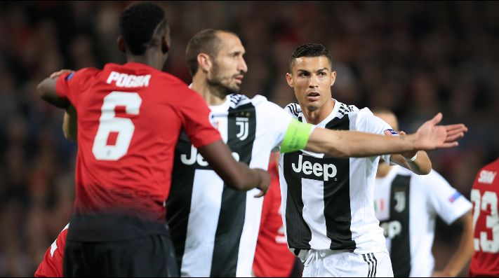 juventus vs manchester united en vivo